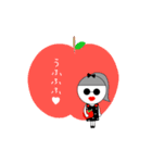 るの子×サングラス(個別スタンプ:10)