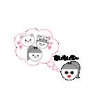 るの子×サングラス(個別スタンプ:30)