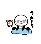 ぱん吉です。6~おでかけ~(個別スタンプ:19)