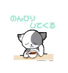 【日常用】行動猫スタンプ(個別スタンプ:06)