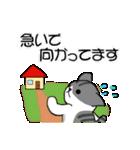 【日常用】行動猫スタンプ(個別スタンプ:27)