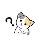 【日常用】行動猫スタンプ(個別スタンプ:36)