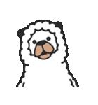 笑うアルパカ【関西弁】(個別スタンプ:40)