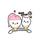 るの子×ねこ子(個別スタンプ:02)