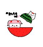 るの子×ねこ子(個別スタンプ:08)