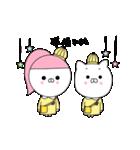 るの子×ねこ子(個別スタンプ:16)