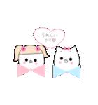 るの子×ねこ子(個別スタンプ:23)