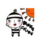 Kimo子のゆる敬語(個別スタンプ:01)