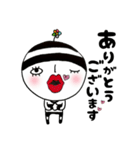 Kimo子のゆる敬語(個別スタンプ:15)