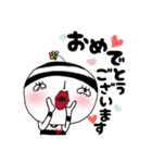 Kimo子のゆる敬語(個別スタンプ:20)