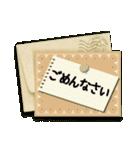 大人かわいい【グリーティングカード風】(個別スタンプ:8)