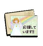 大人かわいい【グリーティングカード風】(個別スタンプ:11)