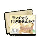大人かわいい【グリーティングカード風】(個別スタンプ:34)