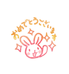 ハンコ de お返事3☆ゆる敬語編(個別スタンプ:30)