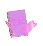⭐⭐Antique & Natural⭐⭐大人敬語⭐春カラー⭐⭐(個別スタンプ:05)