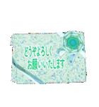 ⭐⭐Antique & Natural⭐⭐大人敬語⭐春カラー⭐⭐(個別スタンプ:09)
