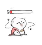 ゲーム好きなネコさん2(個別スタンプ:15)