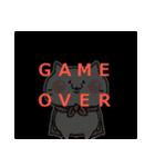 ゲーム好きなネコさん2(個別スタンプ:16)