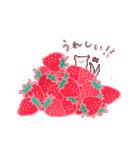 いちご&苺(個別スタンプ:06)
