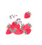 いちご&苺(個別スタンプ:09)
