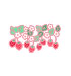 いちご&苺(個別スタンプ:38)