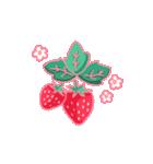 いちご&苺(個別スタンプ:39)