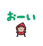 【動く】Do your best. Witch hood 2(個別スタンプ:02)