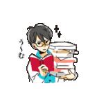 イケメン理系男子(個別スタンプ:36)