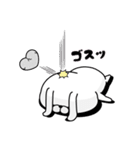うさぎ&くま100% ラブラブラブ編(個別スタンプ:21)