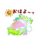 【日本語版】Lovely days♪【猫】(個別スタンプ:21)