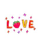 【日本語版】Lovely days♪【猫】(個別スタンプ:34)