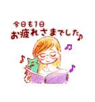 【日本語版】Lovely days♪【猫】(個別スタンプ:38)