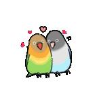 鳥と小動物(個別スタンプ:03)