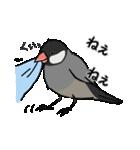鳥と小動物(個別スタンプ:05)