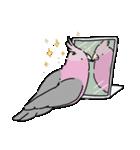 鳥と小動物(個別スタンプ:11)