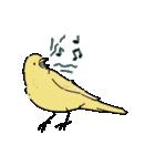 鳥と小動物(個別スタンプ:14)