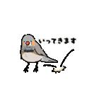 鳥と小動物(個別スタンプ:15)