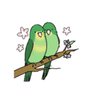 鳥と小動物(個別スタンプ:16)