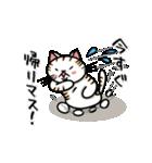 ちゃしろぶさへたねこ茶輔(さすけ)(個別スタンプ:08)