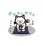 ちゃしろぶさへたねこ茶輔(さすけ)(個別スタンプ:10)