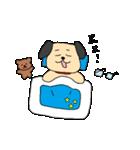 メガネいぬ(個別スタンプ:09)