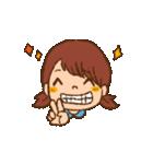 みるく&ゆきちゃん(個別スタンプ:06)