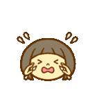 かわいい女の子スタンプ(ボブヘアー)(個別スタンプ:36)