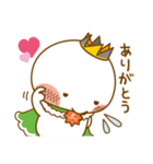 まるるんスタンプ(個別スタンプ:04)
