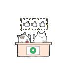 ACCORDION CATS(個別スタンプ:03)