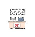 ACCORDION CATS(個別スタンプ:04)