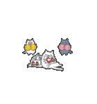 ACCORDION CATS(個別スタンプ:07)