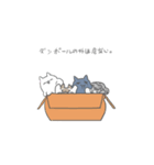 ACCORDION CATS(個別スタンプ:08)