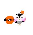 ペンギン【ペンチャム】のひとことスタンプ(個別スタンプ:22)