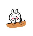うさぎのトモダチ(個別スタンプ:3)